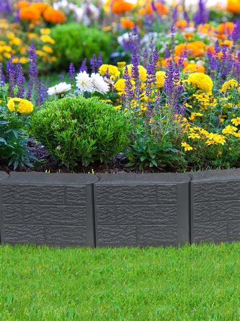 Gardener S Supply Company Lawn Edging Pound In Landscape Edging Plastic Lawn Edging