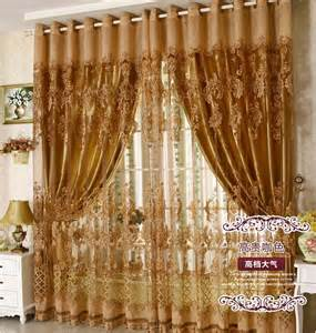 Discount Curtains Draperies Free Shipping European Style Fashion Fancy Design Tulle