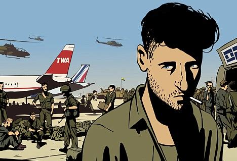 waltz with bashir war documentary meets israeli animation waltz with bashir war documentary meets israeli animation
