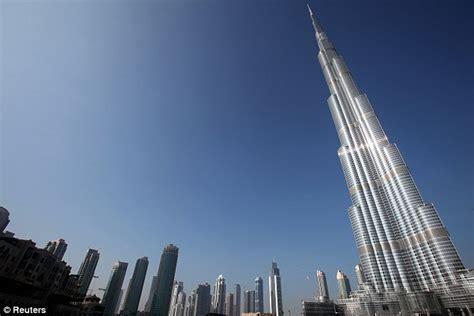 Tallest Building Dubai How Many Floors burj dubai tower opens to claim world s tallest building