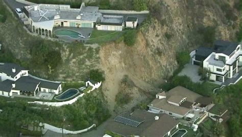 demi lovato house demi lovato reportedly has her house red tagged after a landslide in hollywood the