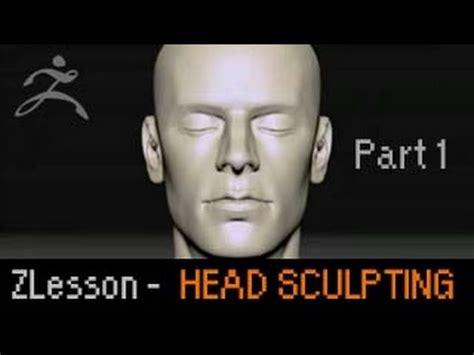 head sculpting tutorial in zbrush sculptris basics tutorial female head 1 funnycat tv