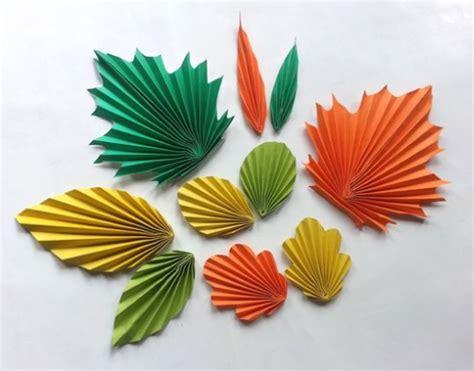 decorar hojas papel hojas de papel semi origami
