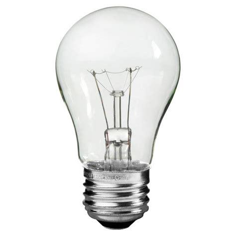 Lu Philips 40 Watt philips 299990 40 watt a15 clear appliance bulb