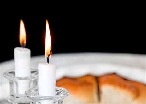 shabbat candles souly shabbos jewishboston