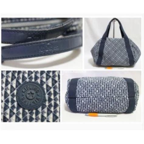 Harga Handbag Original tas handbag wanita branded kipling effie second original
