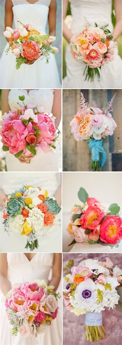 one dish at a time beautiful spring bouquet 182 best wedding flowers images on pinterest bridal