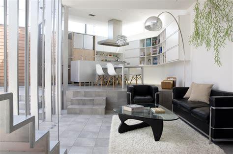 immagini arredamento interni interno ed esterno in contrasto ideare casa