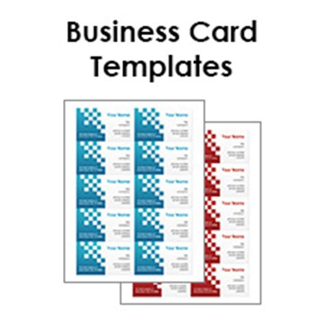 Print Your Own Business Cards Free Template free business card templates make your own business