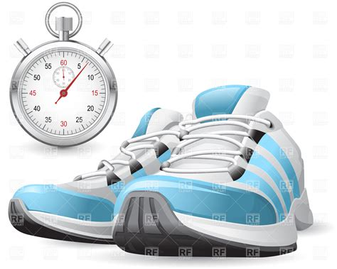clip running shoes 14 running shoe vector images running shoe print vector