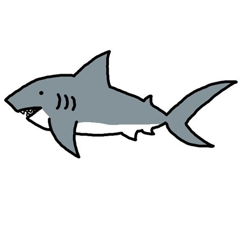 clipart for free free shark clipart the cliparts