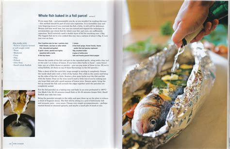River Cottage Book by Cookbookdesign The River Cottage Fish Book