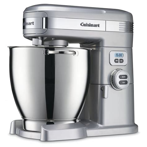 Mixer Cuisinart cuisinart 7 0 quart stand mixer brushed chrome sm 70bcc