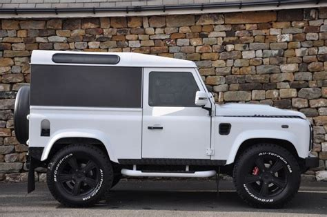 white land rover defender 90 click here to view larger image 4 of this land rover