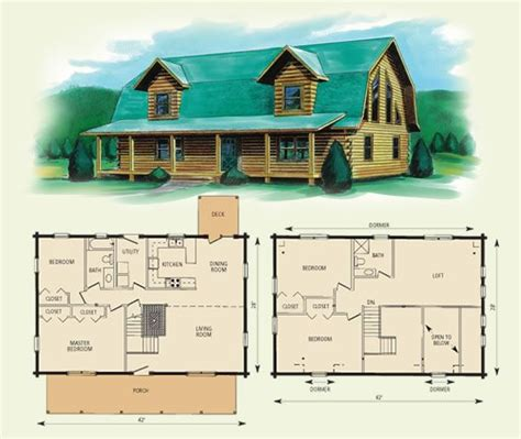 cabin style home plans gambrel style barn homes jefferson ii log home and log