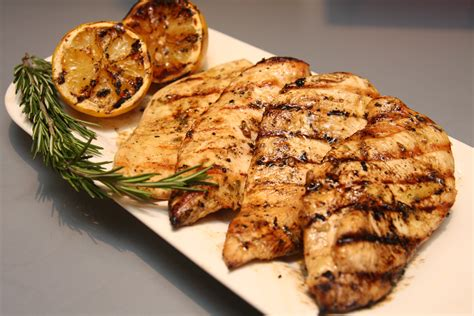 grilled rosemary chicken everyday family favorites