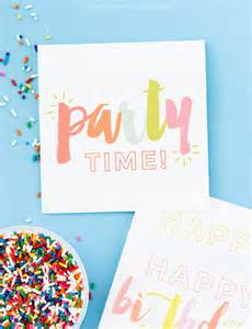 free printable birthday cards i nap time