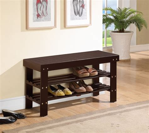 small foyer bench entryway ideas with bench