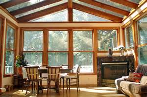 four season sunroom additions what you should about four season sunrooms