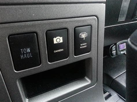 Fogl Toyota Landcruiser 2008 2011 Projector dash switches 2nd and 3rd tundra toyota tundra forum