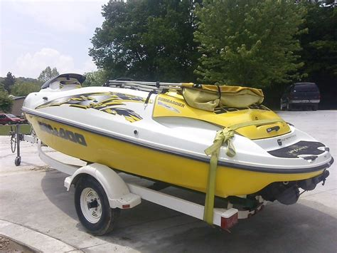 sea doo bombardier boat sea doo bombardier 1999 for sale for 1 boats from usa