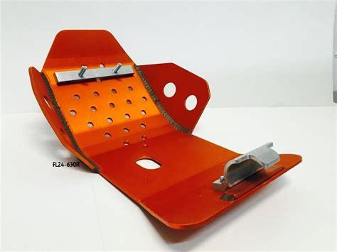 Ktm Skid Plate Skid Plates For Ktm By Flatland Racing Slavens Racing