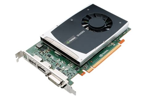 quadro 2000 – workstation graphics card for 3d design