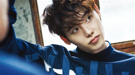 film lee jong suk pemeran utama fokus di drama while you were sleeping dengan suzy miss a