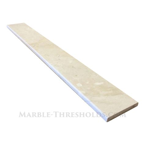 crema marfil marble threshold saddle size 36 x 5 x 3 4