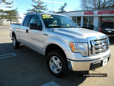 2010 ford f 150 cab 2010 ford f150 ext cab 4x4 xlt in va