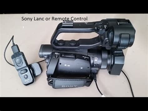 Best Tripod Handycam Kamera Dslrdigital Smartphone sony rm vpr1 remote unboxing doovi