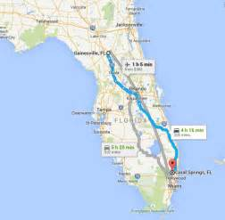 florida road trip map may 2015 supping suds with philosofiers