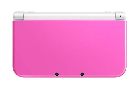 nintendo handheld 3ds xl pink new nintendo 3ds xl pink white nintendo 3ds buy