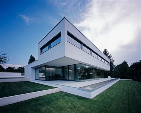 modern house p by philipp architekten germany freshnist