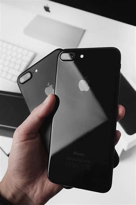 matte  jet iphoneplus apple black iphone