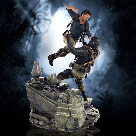 uncharted 4 figure nathan s flies in this limited edition