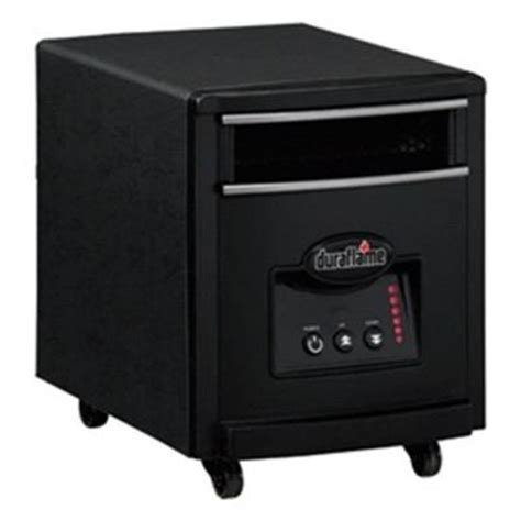 duraflame 1000 watt infrared quartz electric portable