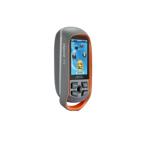 rugged gps magellan explorist 310 gps waterproof rugged design mg00310 mwave au