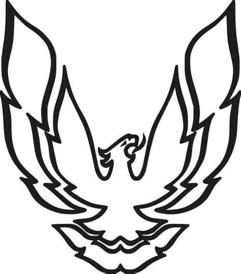 pontiac firebird symbol pontiac firebird trans am logo style a b m expressions