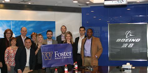Mba Programs Abroad by Term Programs Abroad Foster School Of Business