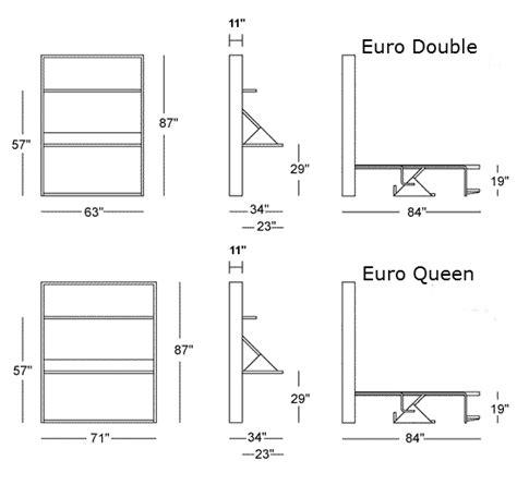 Height Of Upper Kitchen Cabinets italian wall bed desk vertical murphysofa smart furniture