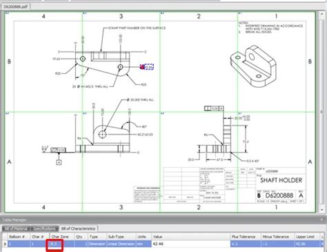 grid pattern solidworks using a grid in solidworks inspection standalone the