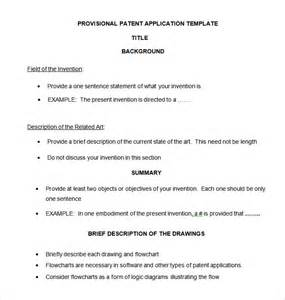 patent specification template can you draft patent specification on your own patents