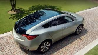 2013 Acura Zdx Review 2013 Acura Zdx Review Notes Autoweek