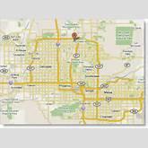 Phoenix Map - Free Printable Maps