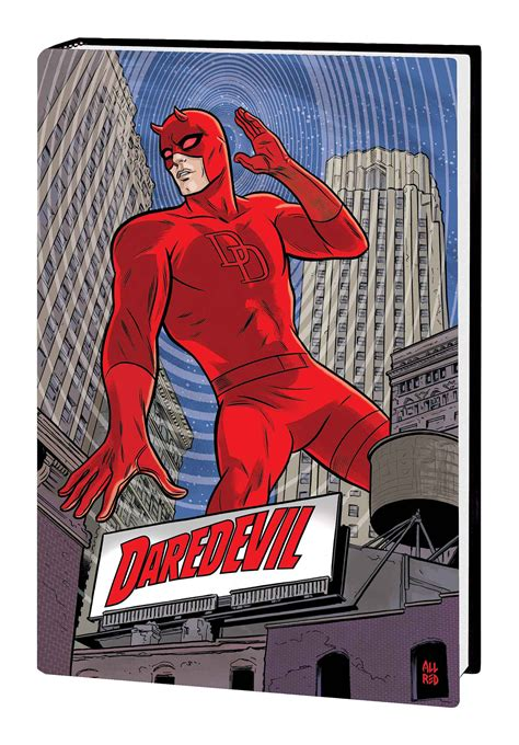 libro daredevil by mark waid sep161115 daredevil by mark waid omnibus hc vol 01 previews world