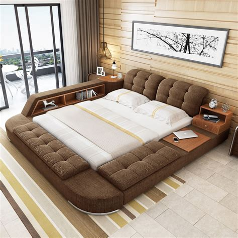 Lit Multifonction De Luxe by Usd 620 18 Bed Fabric Bed Fabric Bed 1 8 Meters Bed