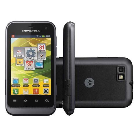 Hp Motorola Defy Mini Xt320 celular desbloqueado motorola defy mini xt320 preto c 226 mera 3mp android 2 3 3g wi fi gps