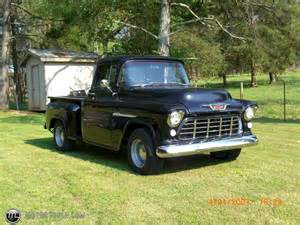 1955 chevrolet 3100 2nd series up no id 9990