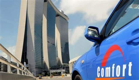 Comfort Management Corporation by Can Comfort Delgro Regain Its Customers Of Taxi Service